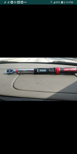 Torque wrench for Sale in Tampa, FL