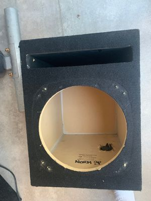 "Cajón para subwoofer 10"" for Sale in Lakewood, CO"