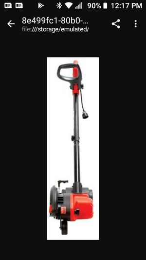 Black and Decker Edge Hog Straight Shaft Electric Edger/Trencher for Sale in Mulino, OR