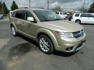 2011 Dodge Journey for Sale in Yelm, WA