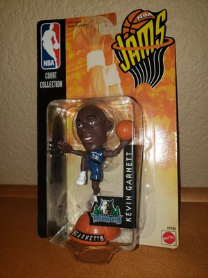 Kevin Garnett NBA JAMS Court Collection for Sale in Las Vegas, NV