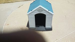 No!No! Plastic dog house for Sale in Glendale, AZ