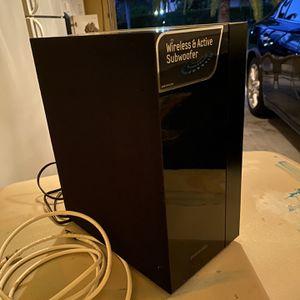 Samsung Bluetooth Subwoofer Speaker Model PS-WF450 for Sale in Fort Lauderdale, FL