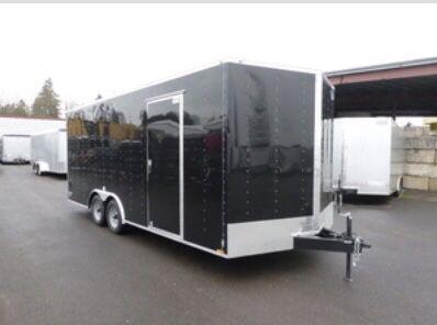 2018 Continental Cargo 8.5x20x7
