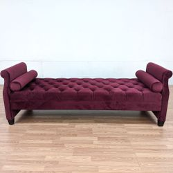 Deckard Sofa Bed by Rosdorf Park in Burgundy (1038046) for Sale in South San Francisco,  CA
