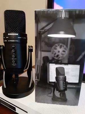 New samsung g track pro professional mic for Sale in Tyler, TX