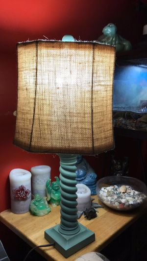 Side table lamp for Sale in Chicago, IL