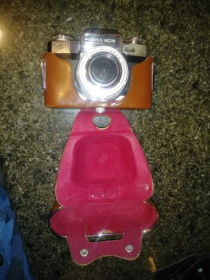 Vintage Zeiss Ikon camera for Sale in Livermore, CA