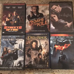 15 Dvds For $10 for Sale in Chicago, IL