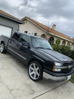 Chevy Silverado for Sale in Pomona, CA
