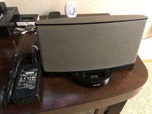 Bose Sound Dock Series ll for Sale in Lynnwood, WA