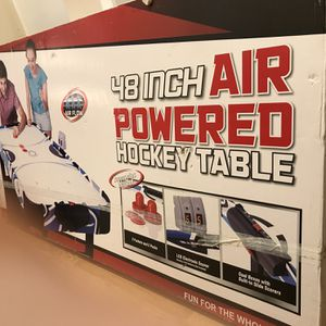 Air Hockey Table (Never Used, In Box) for Sale in Fullerton, CA