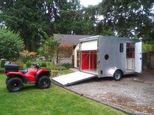 2018 continental cargo toy hauler for Sale in Auburn, WA
