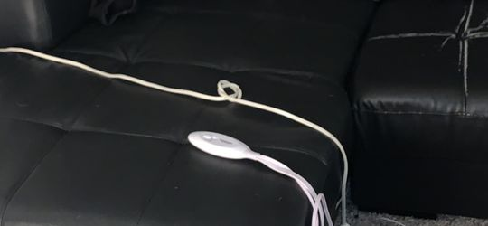 Leather Couch for Sale in Arlington,  TX