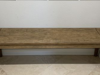 Wood Bench for Sale in Ladera Ranch,  CA
