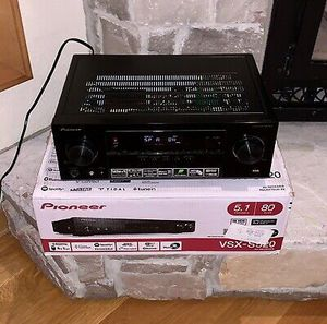 Mint Pioneer 5.1Ch Network Receiver Home Theater Stereo VSX-523K in VSX-520 Box for Sale in New York, NY