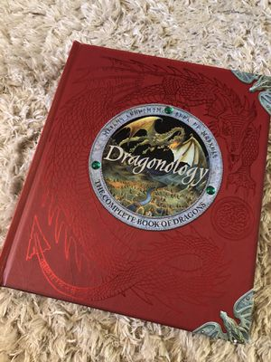 Dragonology Book for Sale in Arlington, TX