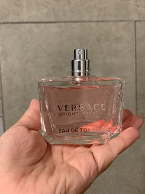 Women's Fragrance Versace Bright Crystal for Sale in Dallas, TX