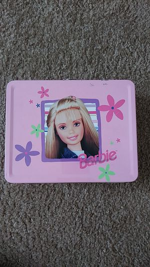 Barbie Lunchbox for Sale in Las Vegas, NV