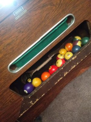 Pool table free come get it now for Sale in Columbus, OH