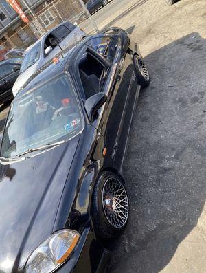 Honda Civic ex manual for Sale in Philadelphia, PA