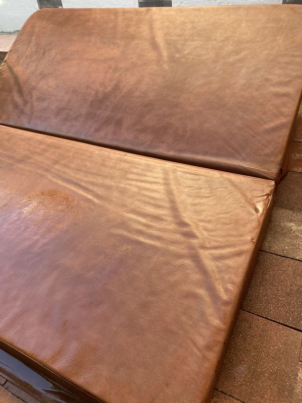 hot tub leather Cover