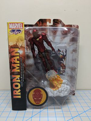 Iron Man Diamond Select figure for Sale in Cleveland, TN