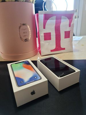 Iphone X 64 gb Unlocked for Sale in Las Vegas, NV