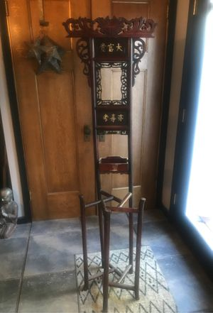 Chinese wash stand for Sale in Tacoma, WA