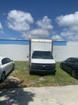 99 Chevy express 3500 for Sale in Delray Beach, FL