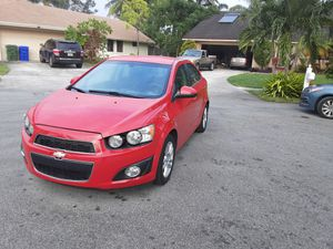 Chevi sonic 2012. Clean title 4cylinder automatico for Sale in Miramar, FL