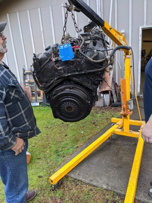 GM 454 Big Block for Sale in Puyallup, WA