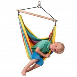Hanging Chair Hammock Kids Organic Cotton for Sale in Miami,  FL