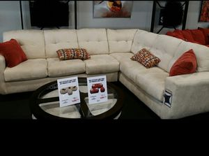 Sectional Sofa well taken care of no pets for Sale in Herndon, VA