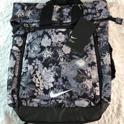 Nike Sport Floral Roll Top Backpack for Sale in Tigard,  OR