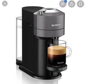 USED Nespresso by De'Longhi Vertuo Next Coffee and Espresso Maker Machine for Sale in Boca Raton, FL