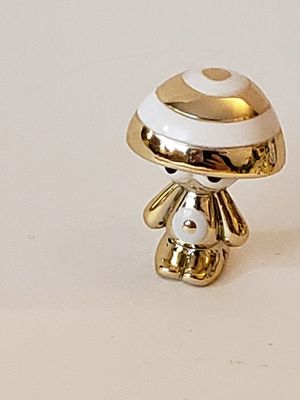 Gogo's special gold edition figurine with white ring stripe for Sale in Plainville, CT