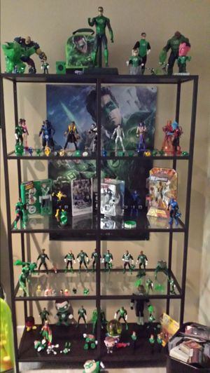 action figure collection for Sale in Houston, TX