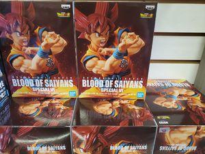 $25 Dragon Ball Super - Super Saiyan God Goku Blood of Saiyans Special VI for Sale in Las Vegas, NV