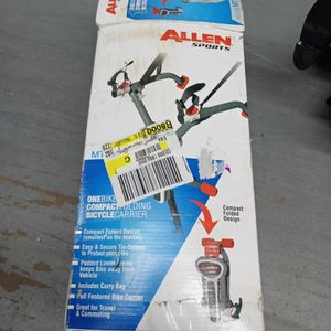 Allen Bicycle Rack Holds 2 Bicycle for Sale in Brentwood, MD