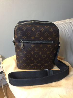 Louis Vuitton Monogram Macassar Torres PM Messenger Side Bag for Sale in Beverly Hills, CA