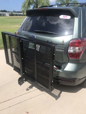 Trailer Hitch Carrier for Sale in New Port Richey, FL