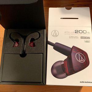 Audio technica ATH-LS200 IS for Sale in Chicago, IL