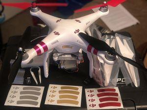 Dji Drone Phantom 3 Pro for Sale in Houston, TX