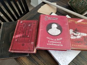 Assorted old books for Sale in Tucson, AZ