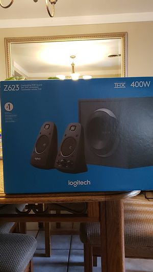 LOGITECH SPEAKERS Z623 for Sale in Spring Valley, CA