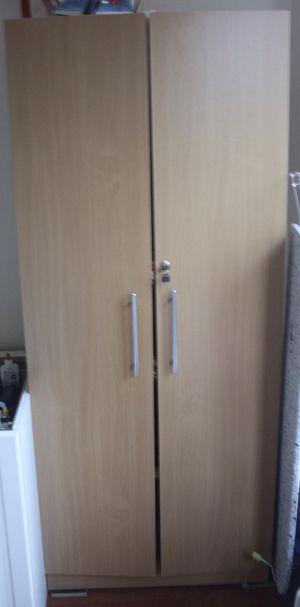 2 Door 5 Shelf Storage Cabinet for Sale in Jersey City, NJ