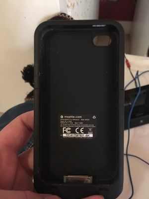 Mophie charging otter box for Sale in Vandalia, MO