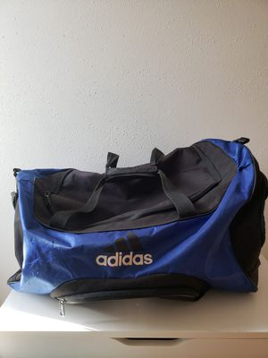 Large Adidas duffle bag for Sale in Los Angeles, CA