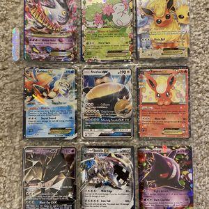 Massive Pokemon Collection Ultra Rare GX V Break EX Cards for Sale in Redmond, WA